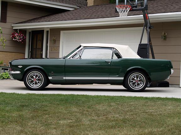 Classic Mustang Wheels