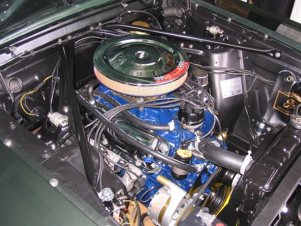 65 mustang engine compartment  65  free engine image for